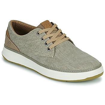 Sapatos Homem Sapatilhas Skechers MORENO EDERSON Cinza