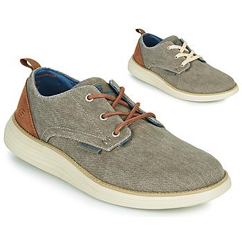 Sapatos Homem Sapatilhas Skechers STATUS 2.0 PEXTON Cinza