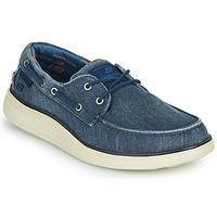 Sapatos Homem Sapato de vela Skechers STATUS 2.0 LORANO Marinho