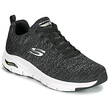 Sapatos Homem Sapatilhas Skechers ARCH FIT Preto