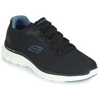 Sapatos Homem Sapatilhas Skechers FLEX ADVANTAGE 4.0 Preto