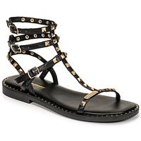 Sapatos Mulher Sandálias Les Tropéziennes par M Belarbi CORALIE Preto