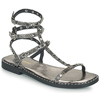 Sapatos Mulher Sandálias Les Tropéziennes par M Belarbi COROL Preto