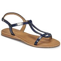 Sapatos Mulher Sandálias Les Tropéziennes par M Belarbi HACROC Marinho