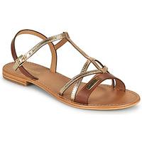 Sapatos Mulher Sandálias Les Tropéziennes par M Belarbi HIRONELA Prata