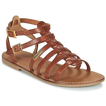 Sapatos Mulher Sandálias Les Tropéziennes par M Belarbi HICELOT Castanho
