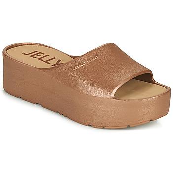 Sapatos Mulher Chinelos Lemon Jelly SUNNY Ouro