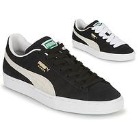 Sapatos Homem Sapatilhas Puma SUEDE Preto