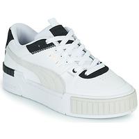 Sapatos Mulher Sapatilhas Puma CALI SPORT Branco / Preto