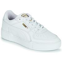 Sapatos Homem Sapatilhas Puma CALI PRO Branco