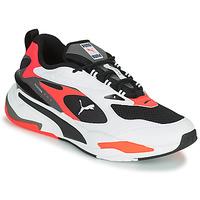 Sapatos Homem Sapatilhas Puma RS FAST Branco / Preto / Vermelho