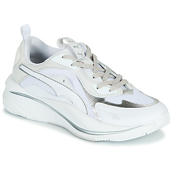 Sapatos Mulher Sapatilhas Puma RS CURVE GLOW Branco