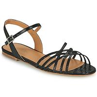 Sapatos Mulher Sandálias Emma Go SASKIA Preto