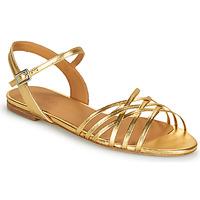 Sapatos Mulher Sandálias Emma Go SASKIA Ouro
