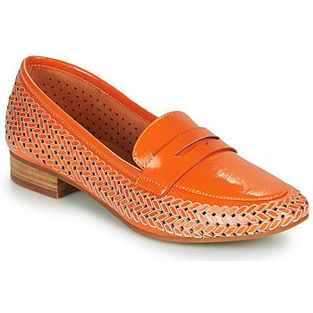 Sapatos Mulher Mocassins Mam'Zelle ZIP Laranja