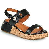Sapatos Mulher Sandálias Mam'Zelle CLIP Preto