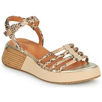 Sapatos Mulher Sandálias Mam'Zelle CALVA Bege