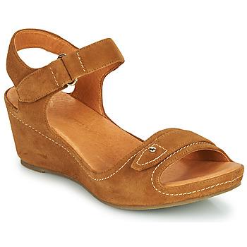 Sapatos Mulher Sandálias Mam'Zelle DARDA Conhaque