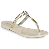 Sapatos Mulher Chinelos Melissa ASTRAL CHROME AD Bege