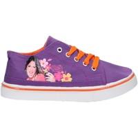 Sapatos Rapariga Sapatilhas Disney WD8025 Morado