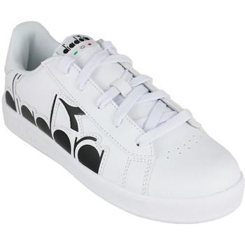 Sapatos Criança Sapatilhas Diadora game p bolder gs c0351 Preto