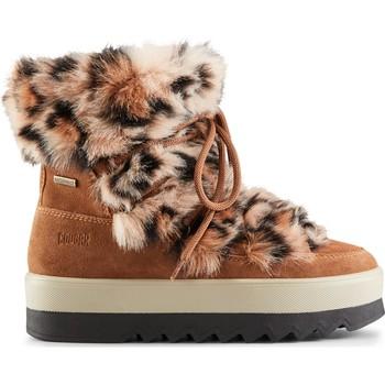 Sapatos Mulher Botas de neve Cougar Vanity Suede Oak