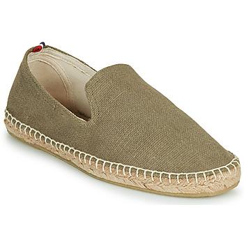 Sapatos Homem Alpargatas 1789 Cala SLIPON COTON Verde