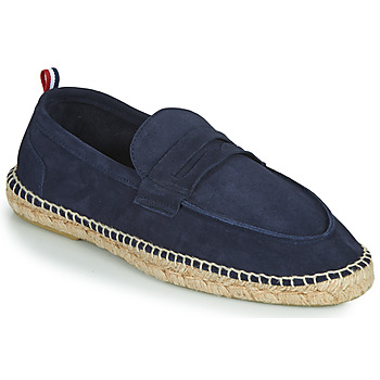 Sapatos Homem Alpargatas 1789 Cala MARINA LEATHER Azul