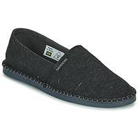 Sapatos Alpargatas Havaianas ESPADRILLE ECO Preto