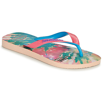 Sapatos Mulher Chinelos Havaianas TOP FASHION Rosa