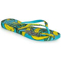 Sapatos Mulher Chinelos Havaianas SLIM SUMMER Azul