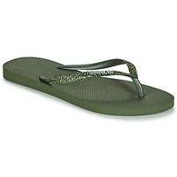 Sapatos Mulher Chinelos Havaianas SLIM GLITTER II Verde