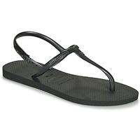 Sapatos Mulher Sandálias Havaianas TWIST Preto