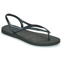 Sapatos Mulher Sandálias Havaianas SUNNY II Preto