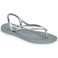 Sapatos Mulher Sandálias Havaianas SUNNY II Prata