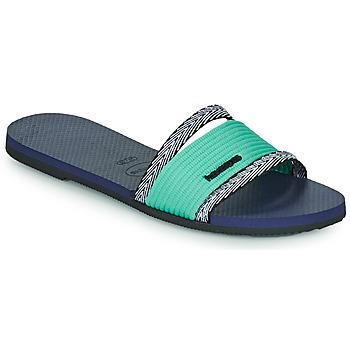 Sapatos Mulher Sandálias Havaianas YOU TRANCOSO Azul