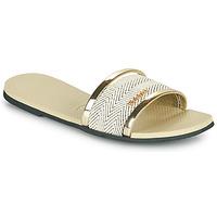 Sapatos Mulher Sandálias Havaianas YOU TRANCOSO PREMIUM Bege
