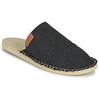 Sapatos Chinelos Havaianas ESPADRILLE MULE ECO Preto