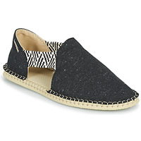 Sapatos Mulher Alpargatas Havaianas ESPADRILLE FRESH ECO Preto