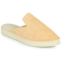 Sapatos Mulher Chinelos Havaianas ESPADRILLE MULE LOAFTER FLATFORM Bege
