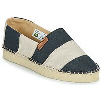 Sapatos Mulher Alpargatas Havaianas ESPADRILLE CLASSIC FLATFORM ECO Preto