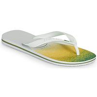 Sapatos Chinelos Havaianas BRASIL FRESH Branco