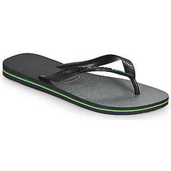 Sapatos Chinelos Havaianas BRASIL FRESH Preto