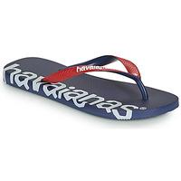 Sapatos Chinelos Havaianas TOP LOGOMANIA HIGHTECH Azul