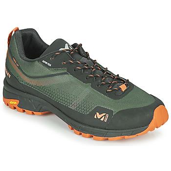 Sapatos Homem Sapatos de caminhada Millet HIKE UP GORETEX Verde / Preto