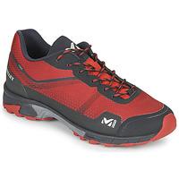 Sapatos Homem Sapatos de caminhada Millet HIKE Vermelho
