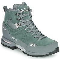 Sapatos Mulher Sapatos de caminhada Millet GR4 GORETEX Verde / Preto
