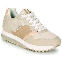 Sapatos Mulher Sapatilhas MTNG 60033 Bege