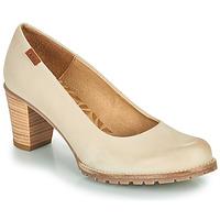 Sapatos Mulher Escarpim MTNG 51078 Bege