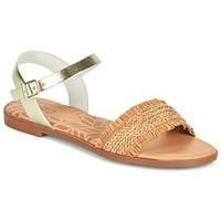 Sapatos Mulher Sandálias MTNG 51010 Castanho
